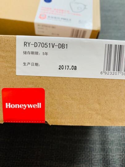 霍尼韦尔(Honeywell) 口罩 KN95 靓呼吸 防尘 耳带式带阀牛仔蓝 男女骑行 D7051V-DB1 (5只装) 晒单图