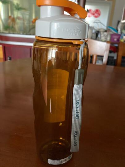 乐扣乐扣(lock&lock)便携运动水壶 比得兔系列户外旅行防漏学生随手塑料水杯子 700ml HPP722TB-PR 晒单图