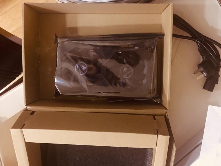 京天 Duel D50 i5-7500/技嘉B250/GTX1050烈焰战神U/120G SSD/台式组装电脑/京东自营游戏主机UPC 晒单图