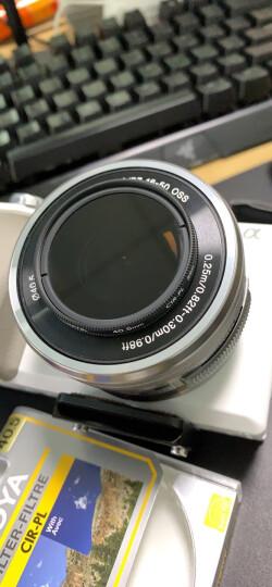 保谷(HOYA)uv镜 偏振镜 滤镜 82mm CIR-PL SLIM 超薄CPL偏振镜 晒单图