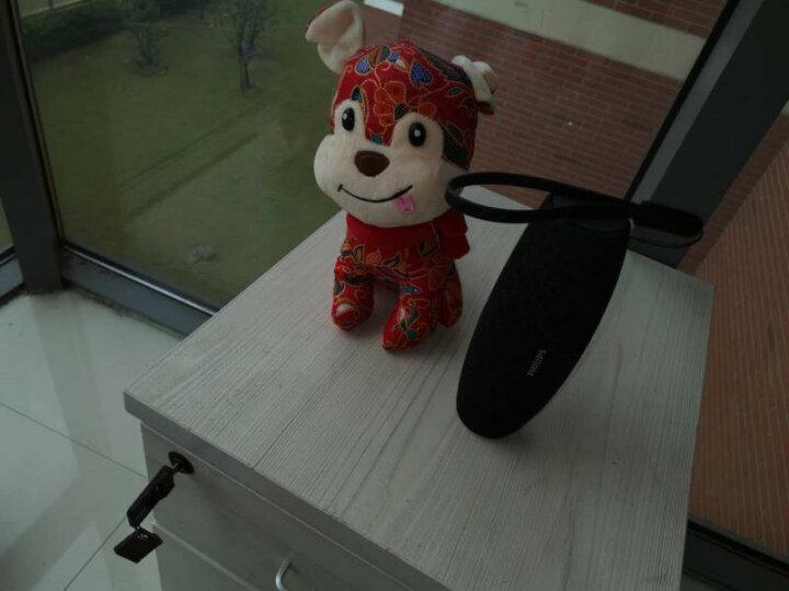 飞利浦(PHILIPS)BT7900 音乐大号角 蓝牙音箱 桌面音响 户外防水播放器 HIFI大功率低音炮 免提通话 紫色 晒单图