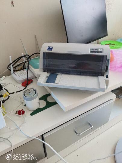 爱普生(EPSON)LQ-615KII针式打印机 LQ-615K升级版针式打印机(82列) 晒单图