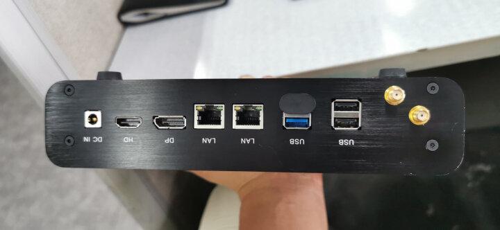 eip控汇i5-4200U工控机升级双网6COM服务器工业电脑无风扇工控机嵌入式防尘耐高温 4G/256GSSD/1TB 晒单图