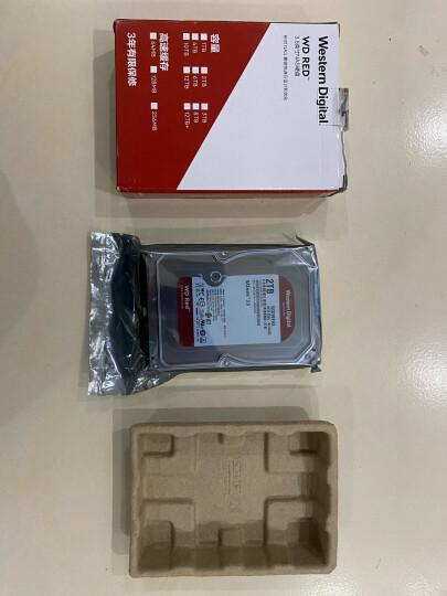 西部数据(WD)红盘Plus 1TB SATA6Gb/s 64M 网络储存(NAS)硬盘(WD10EFRX) 晒单图