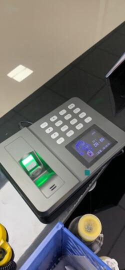 ZKTeco/熵基科技股份有限公司 ZK3960 智能指纹考勤机指纹式打卡机签到机器上班人脸识别面部 ZK3960指纹识别 标配+UPS后备电源+8GU盘 晒单图
