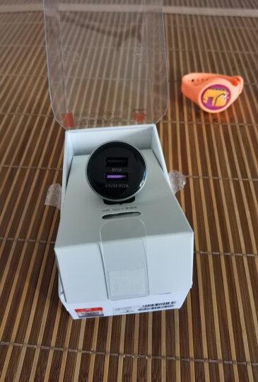 华为 HUAWEI 4.5V5A车载充电器/SuperCharge快充 双USB输出 银色 适用于华为Mate30/P30/P20/Mate20系列 晒单图