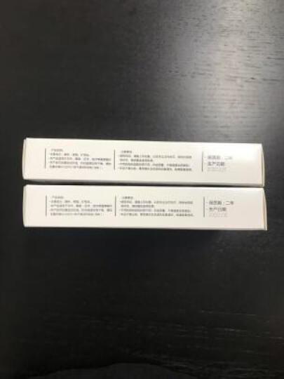 晨光(M&G)文具红色财务专用印台 138*88mm方形透明快干印泥 单个装AYZ97513 晒单图
