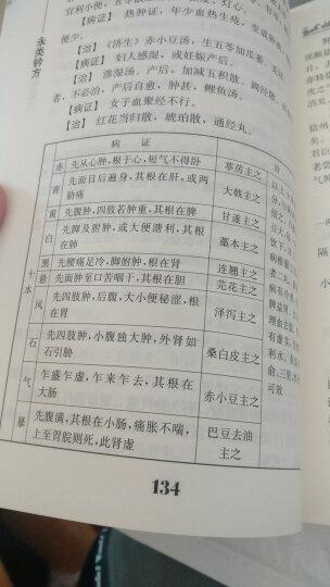 中医临床必读丛书·黄帝内经素问 晒单图