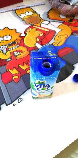 唯他可可(Vita Coco)天然椰子水进口NFC果汁饮料330ml*4瓶 晒单图