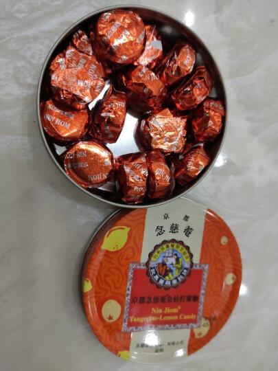 泰国进口 京都念慈菴 枇杷糖45g 润喉糖 水果味糖果零食 晒单图
