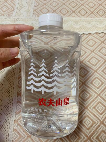 农夫山泉 饮用水 饮用天然水(适合婴幼儿) 1L*12瓶 整箱 晒单图