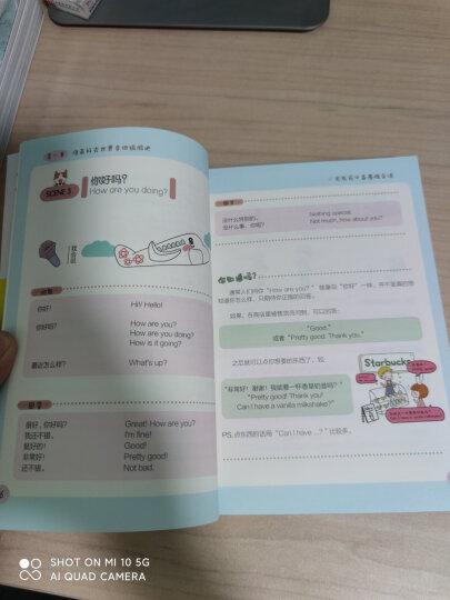 小马外语 图解一个人用英文去旅行 晒单图