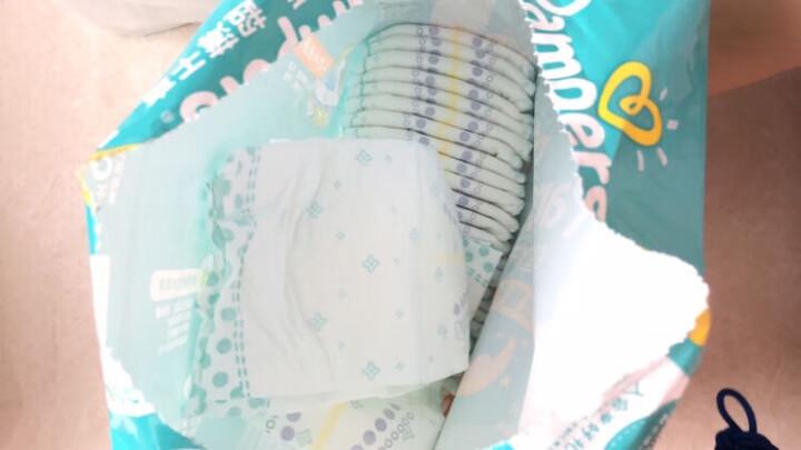 帮宝适超薄干爽绿帮纸尿裤NB96片(0-5kg)新生儿纸尿裤尿不湿瞬吸干爽 晒单图