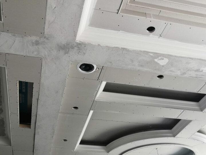 威斯汀(WESTDING)WST-708音响 音箱家庭影院同轴定阻吸顶喇叭 公共广播背景音乐吊顶音响 (白色) 晒单图