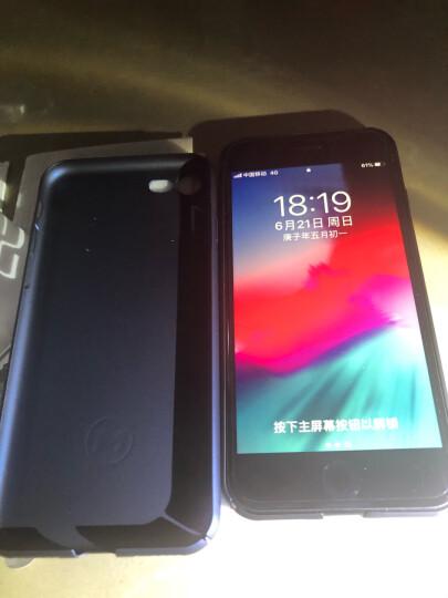 蒙奇奇 iPhone7/8手机壳苹果8plus/7p手机套二代SE2保护套超薄防摔磨砂全包保护壳 5.5英寸土豪金☆全包保护 晒单图