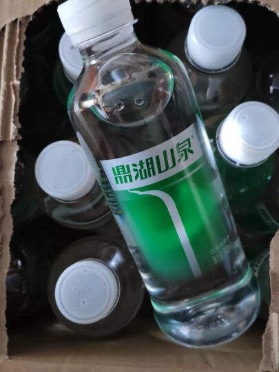鼎湖山泉 饮用水510ml*24瓶 整箱 晒单图