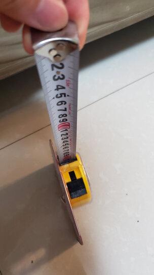 田岛(TaJIma)长5.5米钢卷尺盒尺米尺木工尺伸缩尺公制尺带正反面刻度25mm宽L2555 1001-0035 晒单图
