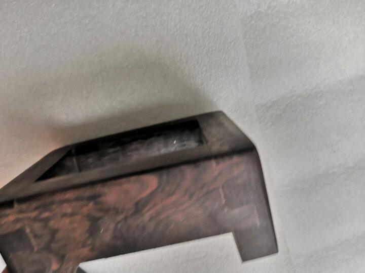 百年墨宝大号印床 黑檀木印章印床刻床夹具 文房四宝印石刻章刻刀篆刻工具 晒单图