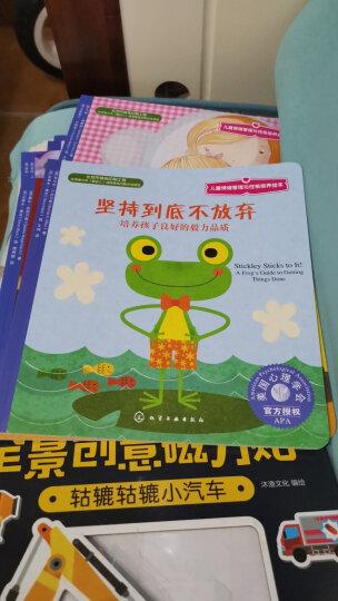 美国心理学会:3-6岁 儿童情绪管理与性格培养 幸福力情商培养系列(套装8册 ) 晒单图