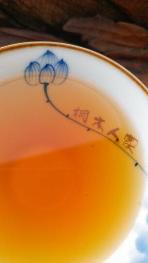 【2020秋茶】红茶金骏眉茶叶 正宗桐木关金骏眉红茶浓香型 桐木人家黄芽金俊眉散装250g 晒单图