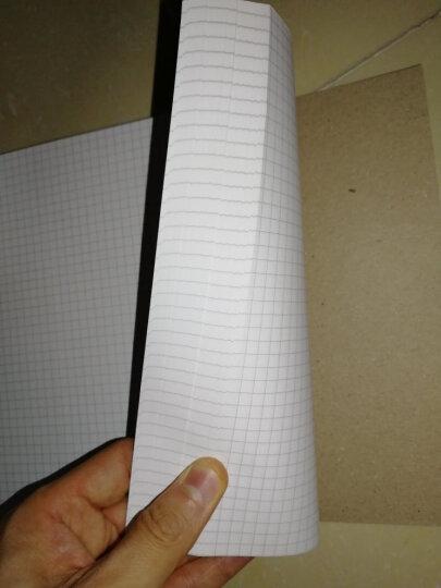 凯萨(KAISA)索引卡美式Index Cards盒装卡片纸白色横线便签记忆卡纸210张 晒单图