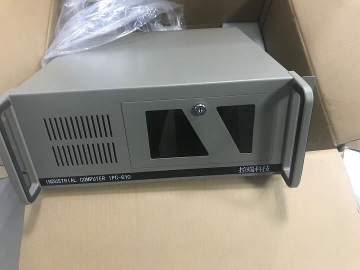 控端(adipcom)工控机IPC-610研华主板i3/i5/i7服务器电脑主机 SIMB-A21/i5-2500四核3.3GHZ 4G内存/256SSD硬盘 晒单图
