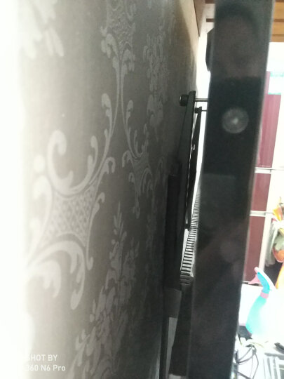 贝石 电视机挂架(32-75英寸)通用壁挂支架电视架华为荣耀智慧屏小红米海信TCL创维夏普乐康佳挂架 【26-60英寸】一体固定款/经济实用 晒单图