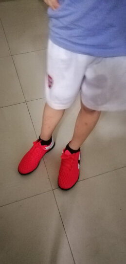 耐克儿童足球鞋男碎钉cr7青少年小学生足球鞋nike运动训练c罗球鞋 CV9353-104 35.5码/3.5Y 晒单图