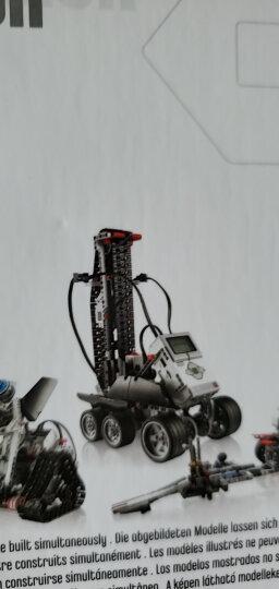 乐高LEGO  教育 教具 配件 机器人头脑风暴可编程智能机器人  教育机构同款 45503 中号伺服电机(单独1个) 晒单图