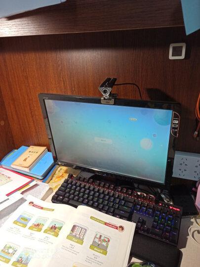 奥尼(aoni)W100 电脑摄像头 720P高清摄像头 电视摄像头 电视盒子家用视频通话免驱带麦克风 晒单图