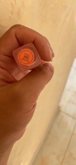 迪奥(Dior)魅惑润唇蜜004 3.5g(变色润唇膏 口红 丰唇膏 滋润保湿珊瑚色) 晒单图