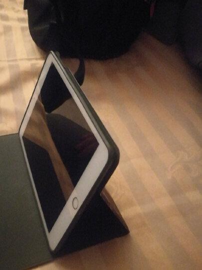 zoyu 苹果iPad mini4保护套 7.9英寸迷你4平板电脑卡通彩绘皮套休眠唤醒 橘子猫 晒单图