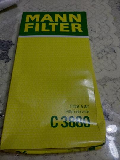 曼牌(MANNFILTER)活性炭空调滤清器/空调滤芯CUK24003(凯迪拉克ATS-L/昂科威/威朗/迈锐宝XL/威朗/科鲁兹GL8) 晒单图