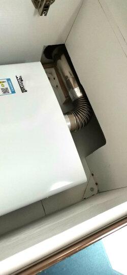 林内(Rinnai)13升智能精控恒温 CO安防 燃气热水器 RUS-13E22CWNF(天然气) (JSQ26-22C) 晒单图