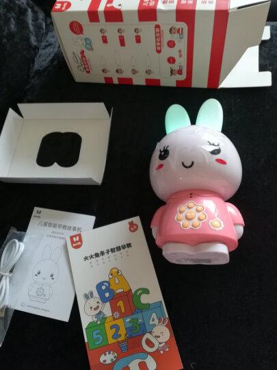 火火兔早教机故事机婴幼儿童智能音箱宝宝益智玩具G6系列 G63粉色wifi款(8G) 晒单图