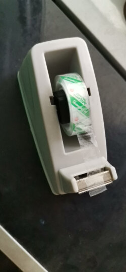广博(GuangBo)小号胶带座文具胶布切割器颜色随机JDZ9156 晒单图
