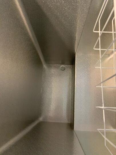 容声(Ronshen) 100升 冷藏冷冻转换冰柜 迷你家用小冷柜 一级能效 单温母婴母乳小冰箱 顶开门 BD/BC-100MB 晒单图