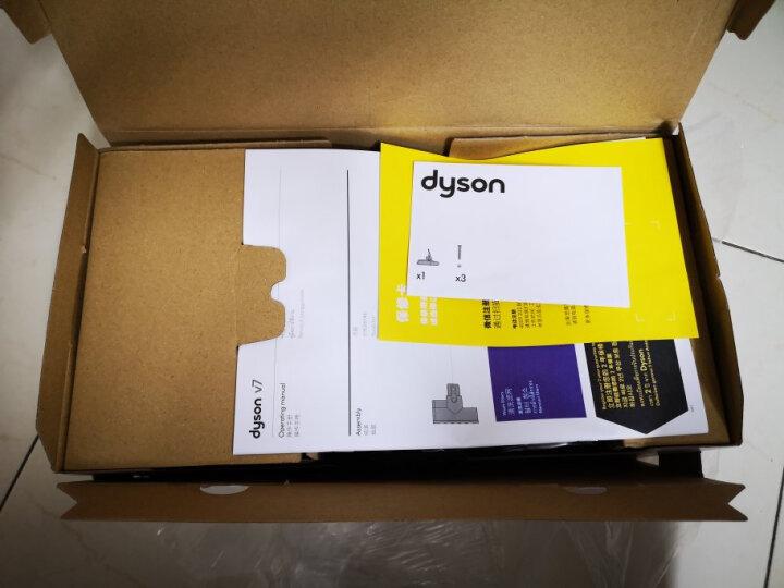 戴森(Dyson) 除螨仪手持吸尘器V7 Mattress宠物家庭适用 礼物推荐【官方正品】 晒单图