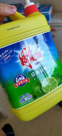 雕牌 高效除菌洗洁精1.618kg 除菌率99% 餐具/食品通用 晒单图