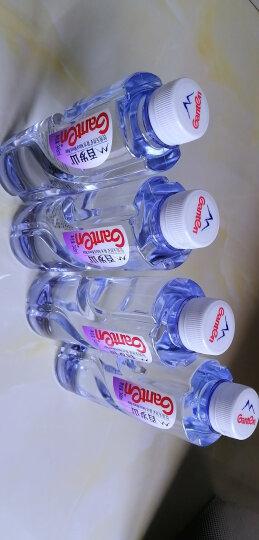 百岁山 饮用天然矿泉水   348ml*24瓶 整箱装 晒单图