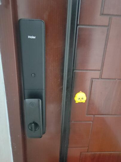 海尔(Haier)指纹锁 全自动智能门锁 APP远程电子锁密码锁家用防盗门锁HFA-18PW-U3 31红古铜升级版+100万保险+三年质保+免费安装 晒单图