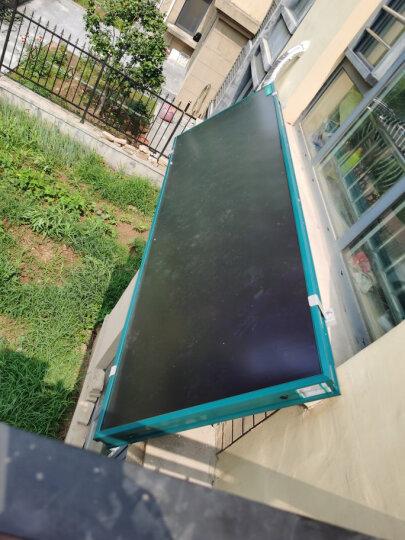四季沐歌(MICOE)OP-B阳台壁挂太阳能热水器 带电加热 平板家用分体式 节能电热水器100L 东出口 100L 晒单图