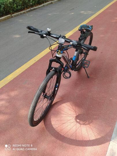 凤凰(Phoenix) 凤凰自行车山地车男女24/26寸24/27速碟刹双避震公路变速自行车学生单车 尺寸说明:默认下单26寸,请在订单备注尺寸 晒单图