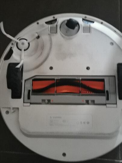 宜百利 电风扇罩 通用电扇安全罩子 台扇落地扇防夹手保护罩 适用16寸风扇防灰套子 布艺花边颜色随机3109 晒单图