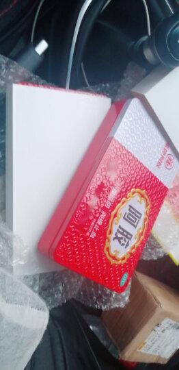 398元】福牌阿胶 山东东阿镇阿胶块250g 半斤装 铁盒阿胶片补血滋阴 2盒250g【1斤阿胶块可制作3-5斤阿胶糕】 晒单图
