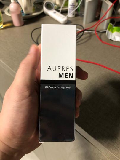 欧珀莱 AUPRES 俊士去角质型化妆品护肤套装男(磨砂洗面奶125g+乳液100ml)男士深层清洁补水保湿改善干燥 晒单图
