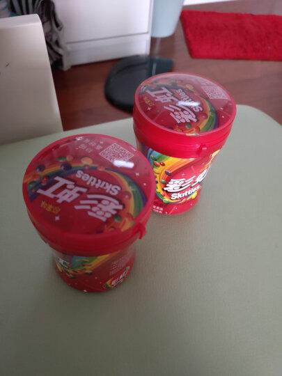 彩虹糖原果味120g单瓶装 婚庆糖果儿童零食休闲零食方便携带 晒单图