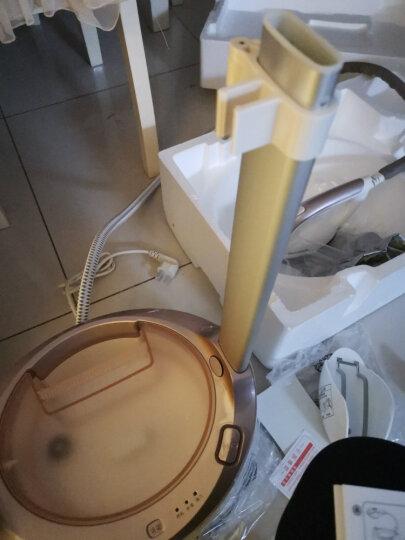 松下(Panasonic)挂烫机 家用熨斗 手持蒸汽挂烫机 双重加热 NI-GWC140 晒单图