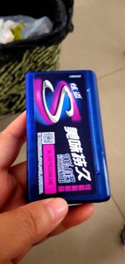 炫迈(Stride)少年之名同款 无糖口香糖 跃动鲜果味28片50.4g  (新老包装随机发货) 晒单图