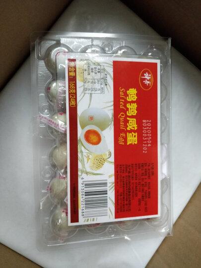 神丹  鹌鹑皮蛋  24枚*7g  家庭装  即食小皮蛋  休闲零食 晒单图